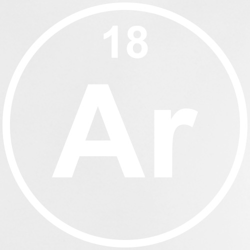 Argon (Ar) (element 18) - Baby T-Shirt