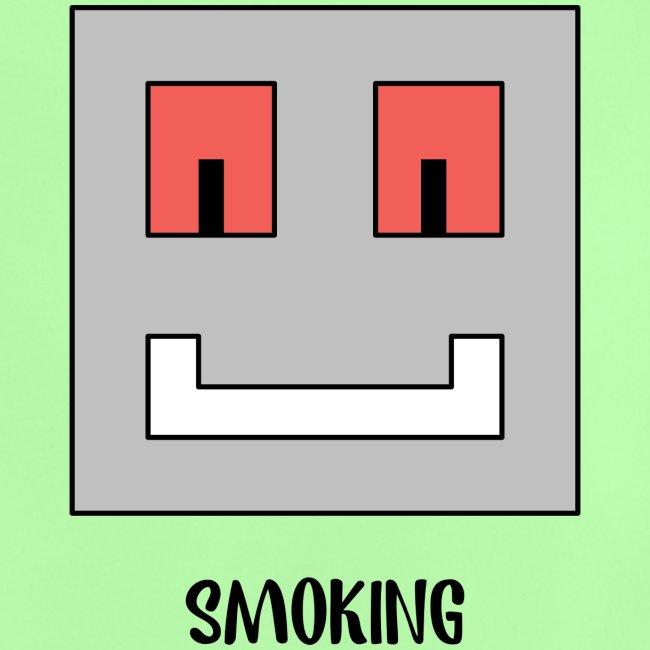 SMOKING Weed Roboter
