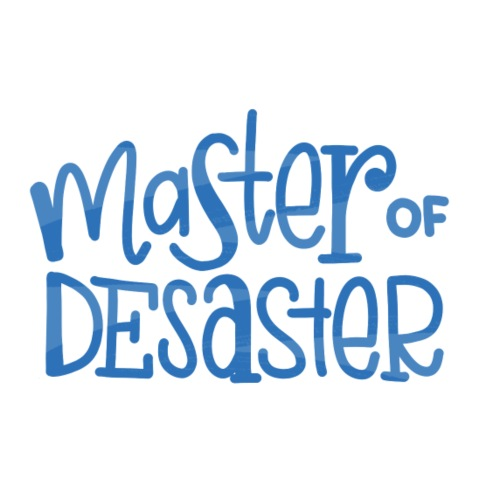 master of desaster - Baby T-Shirt