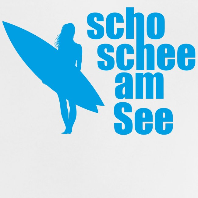 scho schee am See Surferin 03