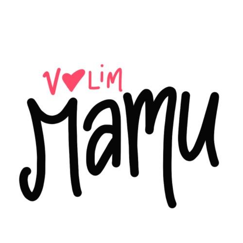 Volim Mamu - Baby-T-shirt