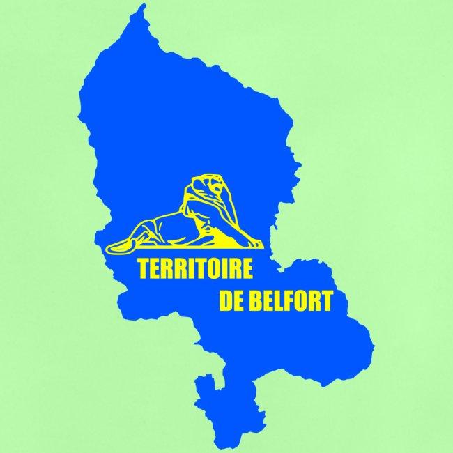 Territoire de Belfort + Lion PNG