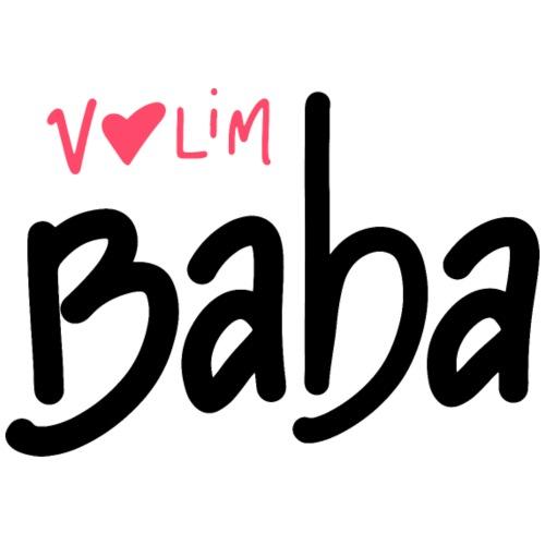 Volim Baba 2 - Baby-T-shirt