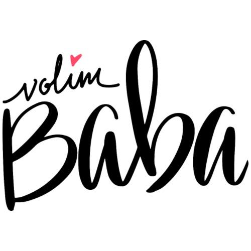 Volim Baba - Baby-T-shirt
