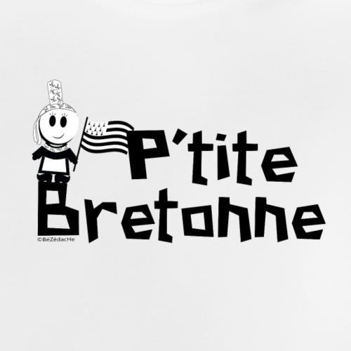 P'tite bretonne - T-shirt Bébé