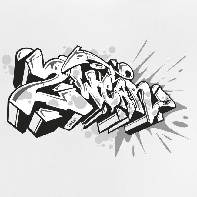 graffiti 2Wear dae120 2tone