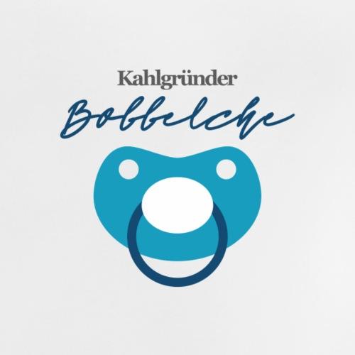 Kahlgruender Bobbelche - Jungs Blau - Baby T-Shirt