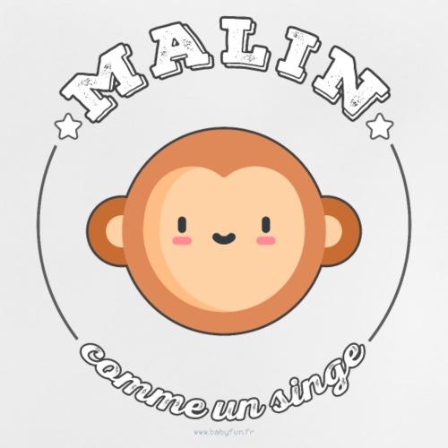 Malin comme un singe - T-shirt Bébé