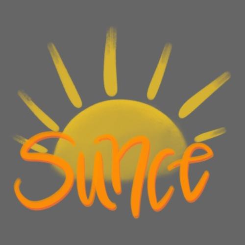 Sunce - Baby-T-shirt
