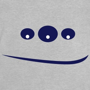 Monster in 3 eyes - Baby T-Shirt