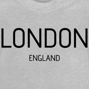 London England - Baby-T-skjorte