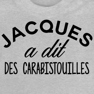 Jacques sa CARABISTOUILLES - Baby-T-skjorte