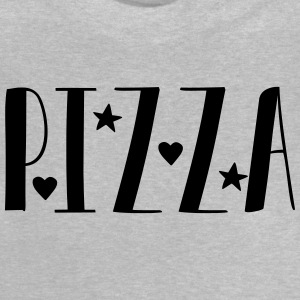 Just pizza - Camiseta bebé