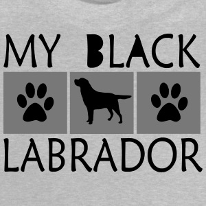 black lab - Baby T-Shirt
