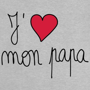 I love my dad - Baby T-Shirt