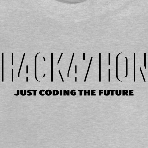 hackathon - just coding the future - Baby T-Shirt