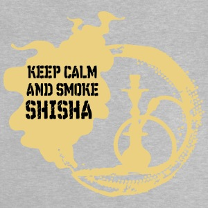 KEEP CALM AND SMOKE SHISHA! - Baby T-Shirt