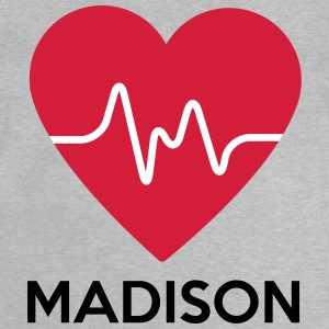 coeur Madison - T-shirt Bébé