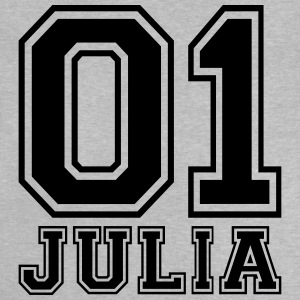 Julia - Name - Baby T-Shirt