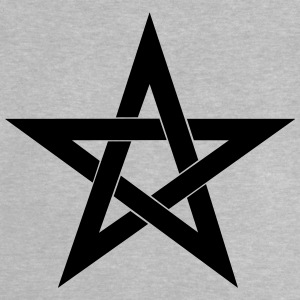 Pentagram, pentacle, magic, symbol, witchcraft - Baby T-Shirt