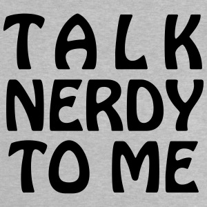 Talk Nerdy To Me - Vector - Baby T-Shirt