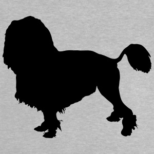 Vector dog Silhouette - Baby T-Shirt