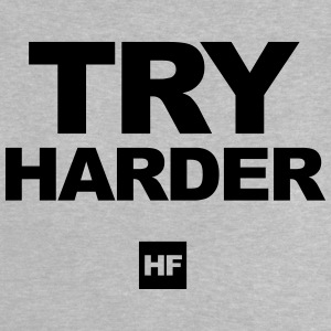 TRY HARDER - Baby T-Shirt