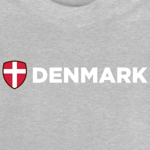 Drapeau national du Danemark - T-shirt Bébé