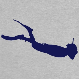 water sport silhouette 3 - Baby T-Shirt