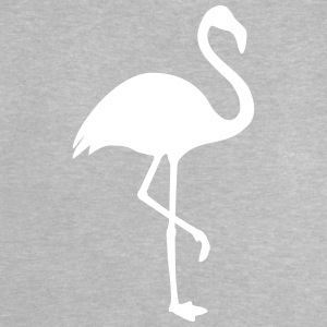 Flamingo svart - Baby-T-shirt
