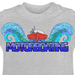 liefde Motorboating - Baby T-shirt