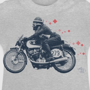 Moto Morini Rebello diamanter - Baby-T-skjorte