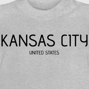 Kansas City - T-shirt Bébé