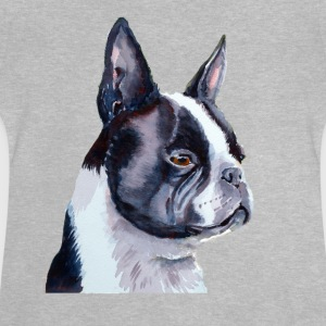 Boston terrier - Baby T-Shirt