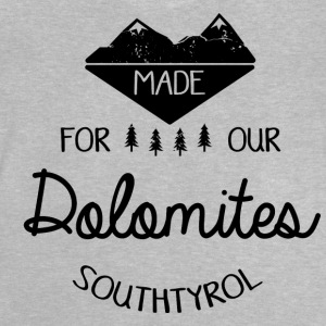 Made for the Dolomites - Baby T-Shirt