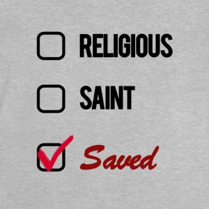 Religious, Saint, Saved - Baby T-Shirt