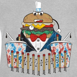 Hamburger army - Baby T-Shirt
