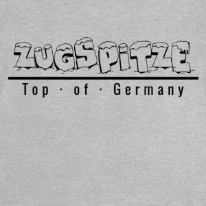 Zugspitze med snö - Top of Germany - Baby-T-shirt