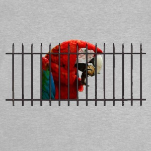 Imprisoned parrot - Baby T-Shirt