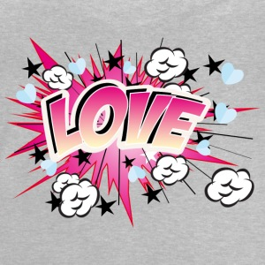 love - T-shirt Bébé
