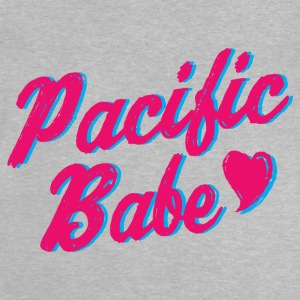 Pacific Babe - Baby-T-skjorte