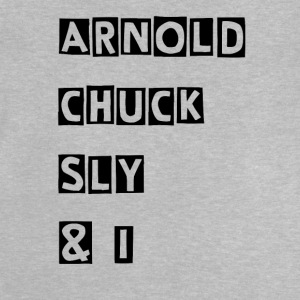Arnold Chuck Sly & I - Baby-T-shirt