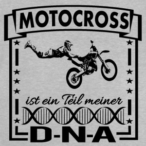 DNA MOTOCROSS BLACK - Baby T-Shirt
