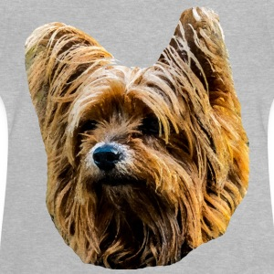 Yorkshire-Terrier - Baby T-Shirt