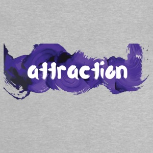 attraction attraction - T-shirt Bébé