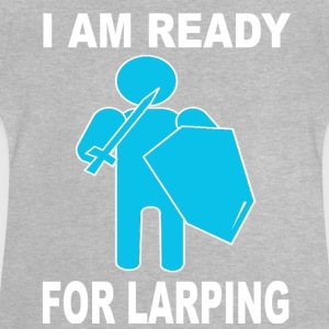 ready for larping - Camiseta bebé