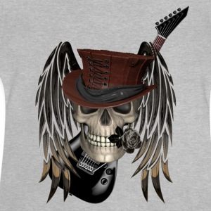 Metal Patch - Baby T-Shirt