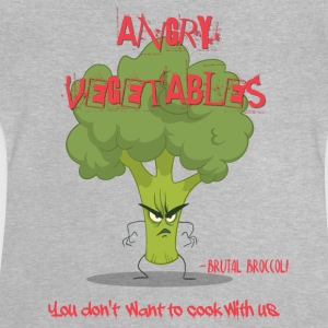 Brutal broccoli - Baby-T-shirt