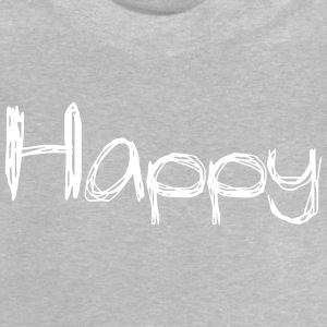 happy2 - Baby T-Shirt