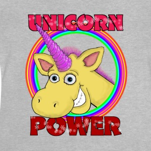 Unicorn Power - Baby T-Shirt